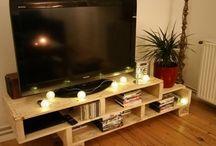 Schön Wohnen: Möbel und Dekoideen / Zuhause ist am schönsten, deswegen machen wir es uns gemütlich und schön. Hier ein paar Ideen und Anregungen...