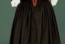 17. századi viseletek