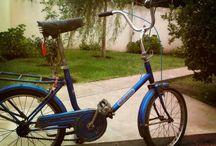 Bicicletas Antigüas / Algunas Bicicletas estilo aurorita como la mia que era de mi abuelo. Antiguas reliquias, con mucha historia por detrás.
