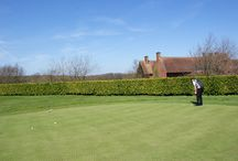 Golf Monthly Putter Test 2016 / On the Heritage putting green