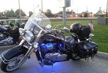 Motorcycle ~ Suzuki Boulevard