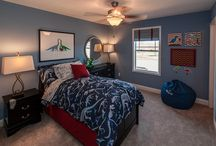 The Perfect Boys Bedroom / Create a space for your son that he won't want to leave!