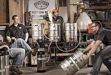 Fulton beer & Brewery / A craft beer destination and the first brewery taproom in Minneapolis, Minnesota.