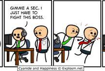 Things that make me laugh!! / by Logan Raycraft