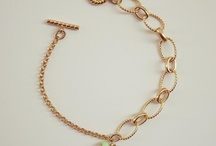 jewelry making inspiration / by Tara Friesen