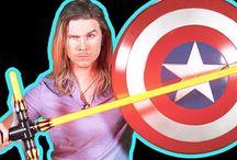 Super Hero Science!