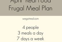 Cookin' - Meal Plans