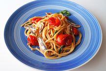 Culinaria: Sicilia e Campania / Piatti tipici del sud / by Federica Aretusa Bruno
