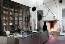 Interiors: kitchen ideas / by Stella Magazine
