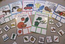 λεξιλόγιο / εικόνες, φωτογραφίες, φλας καρντς, υλικό που μπορεί να χρησιμοποιηθεί για τον εμπλουτισμό του λεξιλογίου