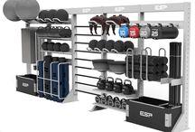 Fitness center ideas