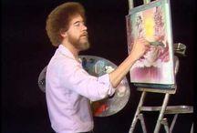 Bob ross tableaux !!!!