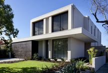 Linear by Glenvill / Contemporary home design, built completely by Glenvill Homes