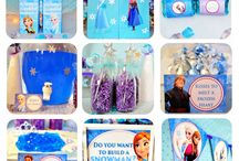 Party! Frozen / Frozen themed party