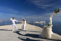 Weddings in Olympus - Turkey / Weddings in Olympus - Antalya is something different.   Who wouldn't like to marry on the cable car?