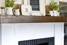 Interior Design/ Decorating Ideas / by Meghan Emily