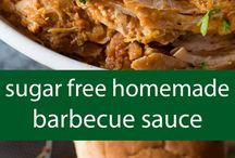 Sugar Free/Less Carbs