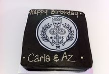 Photo Cakes / Why not personalise your cake with a sentimental, romantic or funny photo?