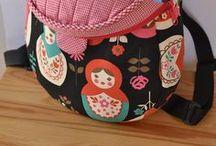 mochilas y costuras