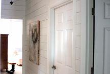 Bedroom/hall