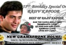 Rare Collections of Rajiv Kapoor