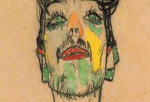 Mr Bartle - Art Inspiration