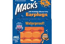 Ear Plugs For Motorcycles / These comfortable ear plugs for motorcycles help reduce the potentially harmful effects of noise exposure from motorcycles and motor sports. Mack's motorcycle earplugs provide hearing protection for auto racing/NASCAR, loud events, shooting sports, concerts, traveling, etc. / by Mack's Ear Plugs