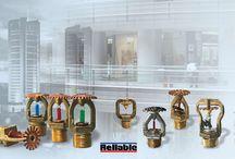 Reliable Sprinkler / Reliable Sprinkler, Yangın Tesisat Malzemeleri