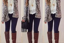 Fall/Winter Style / by Kerri Lucena