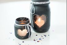Cute mason jar projects
