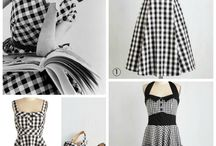 Retro Fashion / Classic retro-inspired fashion that never goes out of style