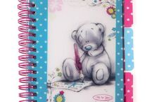 Me to You Bear Stationery / Pens, pencils and even pencil cases are among our vast collection of stationery for the office or back to school alike - you'll have the most colourful stationery collection guaranteed.