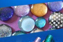 nailpolish for jewellery diy
