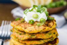 Savory Pancake Recipes...Eat Pancakes All Day Long!