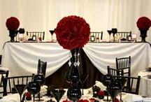 Parties/ Weddings / by Sandy Hunter
