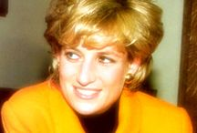 Princess Diana lll / by Donna Wright