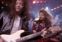 80s rock / 80s hard rock music..memories...