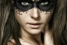 Καρναβαλικό μακιγιάζ