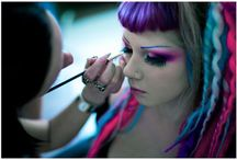 Lets kiss and makeup..<3 / by Catherine P.