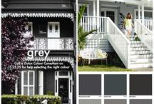 House external paint schemes