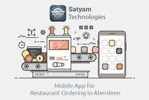Mobile App for Restaurant Ordering in Aberdeen