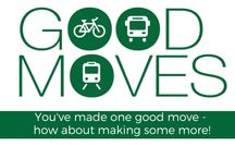 Good Moves / Your connection to better transportation