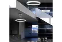 Grok Lighting - Be inspired! / Grok lighting is a contemporary designer lighting range perfect for modern themed spaces both residential and commercial. To view the full range http://aomlighting.co.uk/Indoor-lighting/LEDS-C4-Interior-Lighting/Grok-Lighting