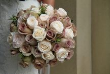 Amie and Jim - August 2014 / Vintage, pretty, elegant and stylish.  Warm pinky-blushes, neutrals, whites and creams.