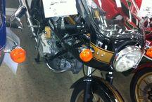 Ducati bevel 900 / Classic bikes