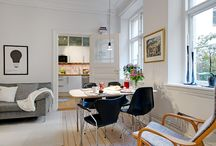 Swedish interiors / why can't my room look like this