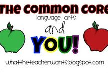 Common Core / by Stephanie Lerch
