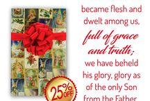 Catholic/Christian Christmas Gift Wrap / 0