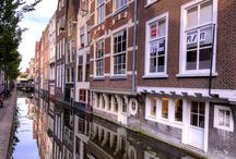 Delft / De mooie oude stad waar ik al sinds 1974 woon / the beautiful old city where I have lived since 1974