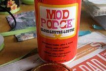 Crafts - Modge Podge